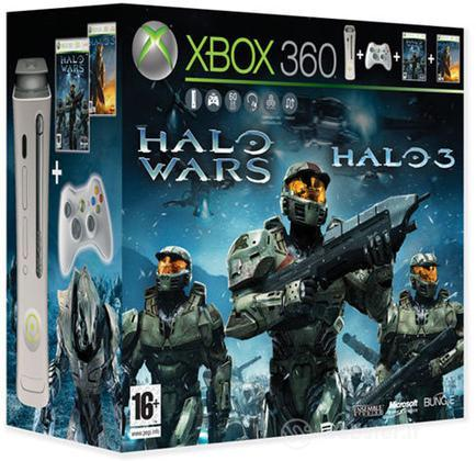 XBOX 360 Pro HDMI 60 GB Best Of Halo