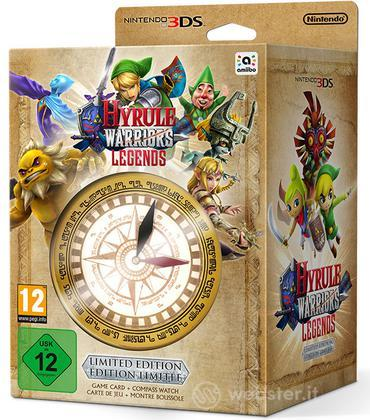 Hyrule Warriors Legends Special Ed.