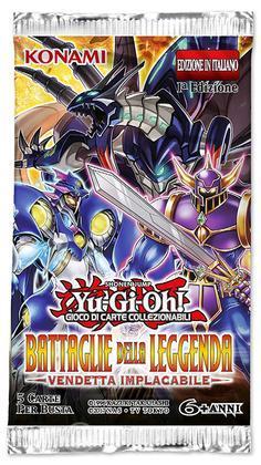 Yu-Gi-Oh! Battaglia della Leggenda