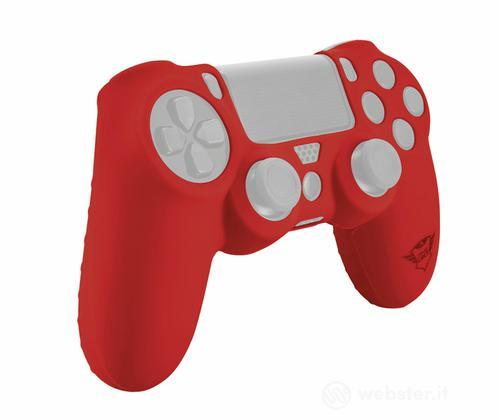 TRUST GXT 744R Rubber Skin - Red PS4