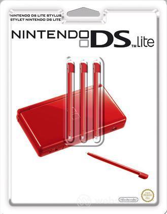 NINTENDO NDSLite Stylus Pen Red