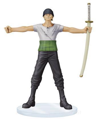 Figure One Piece Zoro Battle Ed.