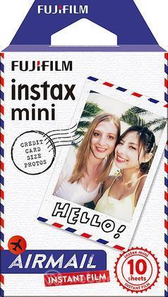 FUJIFILM 10 Pellicole InstaxMINI Airmail