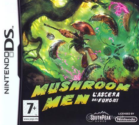 Mushroom Men - Rise Of The Fungi