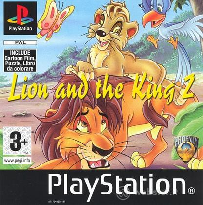 Lion and The King 2