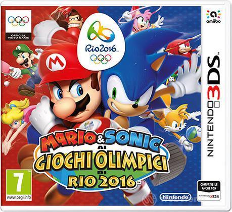 Mario & Sonic Ai Giochi Olimpici di Rio