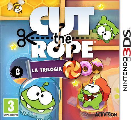 Cut the Rope: La Trilogia