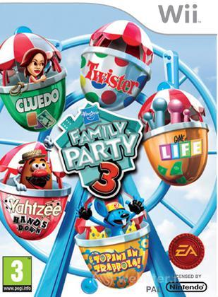 Hasbro Family Party 3