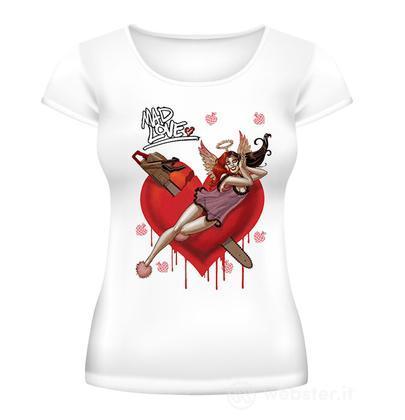 T-Shirt Harley Quinn Mad Love Donna L