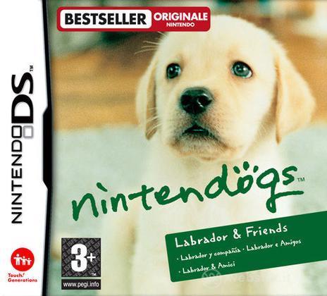 Nintendogs Labrador
