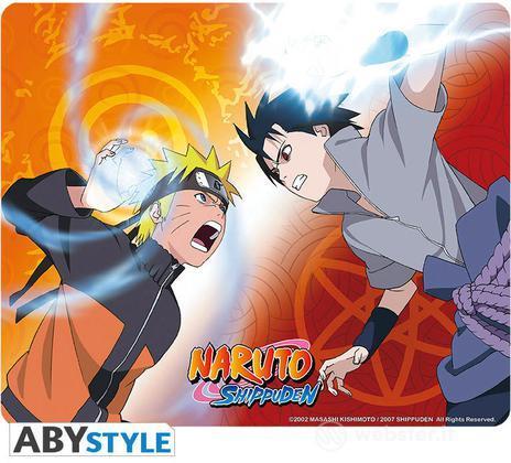 Mousepad Naruto vs Sasuke