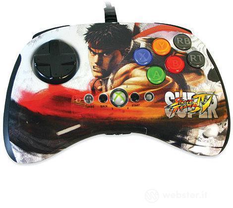 MAD CATZ X360 FightPad Super SF4 Ryu