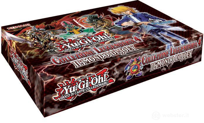 Yu-Gi-Oh! Collezione Leggendaria 4