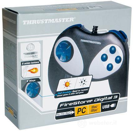 Controller Firestorm Digital 3 PC - THR