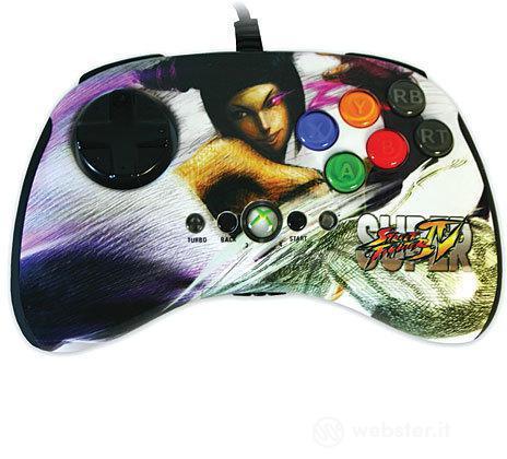 MAD CATZ X360 FightPad Super SF4 Juri