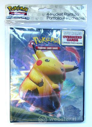 ULTRA PRO Pokemon Port.4Tasche S&S Volt.