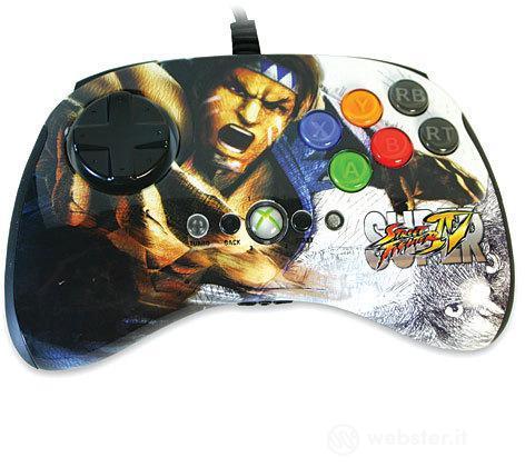 MAD CATZ X360 FightPad Super SF4  T.Hawk