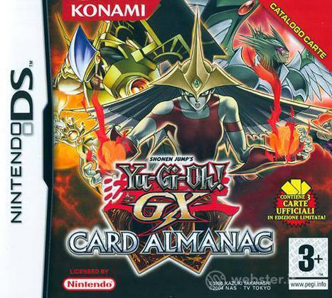 Yu-Gi-Oh! Card Almanac