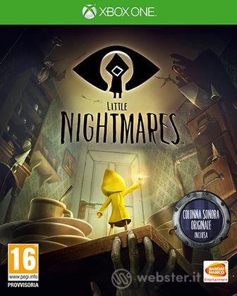 Little Nightmares + CD Soundtrack