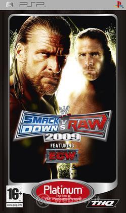 WWE Smackdown VS Raw 2009 PLT