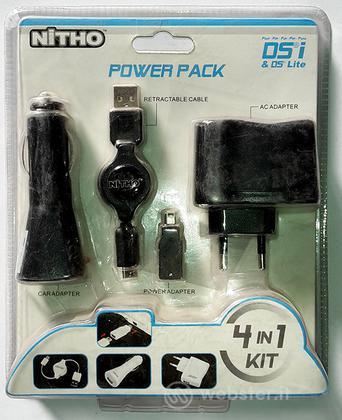 DSI Power Pack Nero NITHO