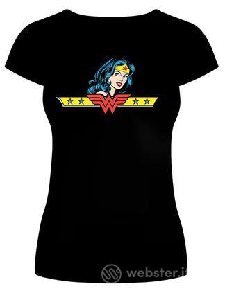 T-Shirt Wonder Woman Pop Donna XS