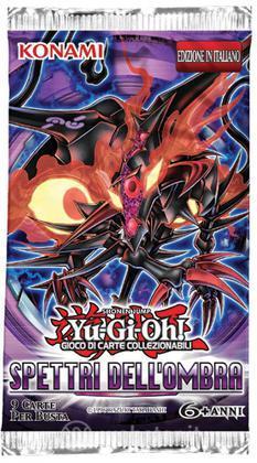 Yu-Gi-Oh! Spettri dell'Ombra Busta