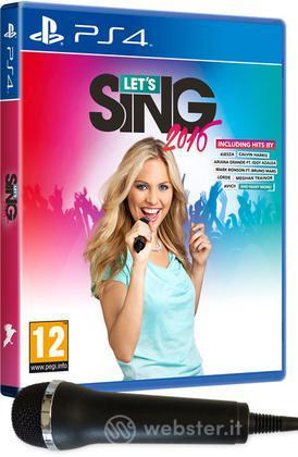 Let's Sing 2016 + 1 Mic
