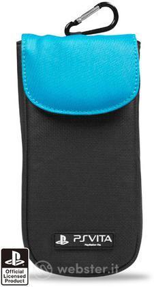 Clean 'n' Protect Pouch (Blu) PS Vita