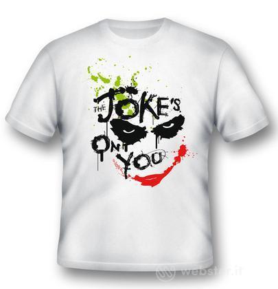 T-Shirt Joker Jokes on You L