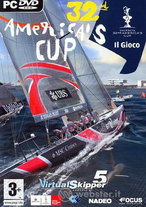 Virtual Skipper 5: 32^ America's Cup