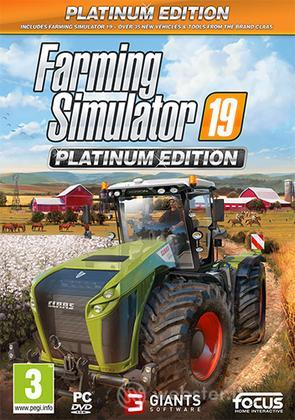 Farming Simulator 19 Platinum Ed.