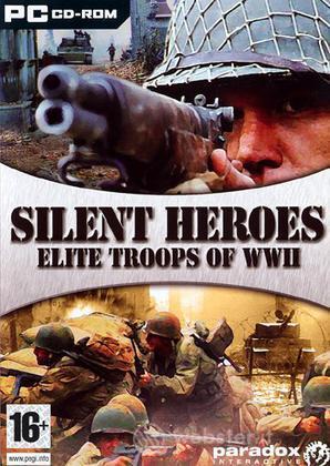 Silent Heroes - Elite Troops of WWII