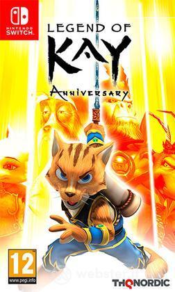 Legend of Kay - Anniversary