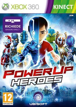 Power Up Heroes