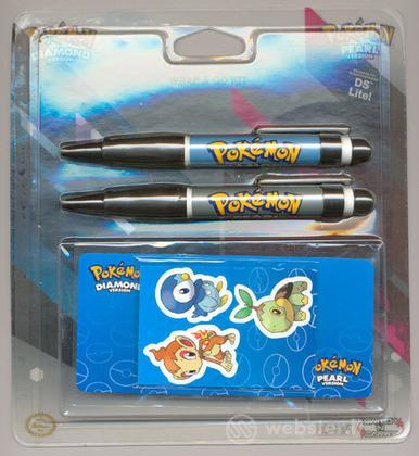 BD&A DS/NDS Lite Wrap & Go Kit Pokemon
