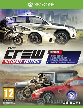 The Crew Ultimate Edition Greatest Hits