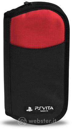 Travel Case (Red) Licenza Sony PS Vita