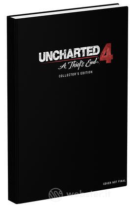 Uncharted 4 Coll. Ed. - Guida Strategica
