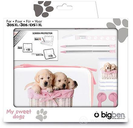 BB Pack Essential Baby Animals 3DS XL