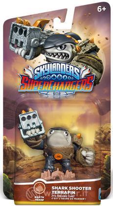 Skylanders SuperCharger Terrafin (SC)