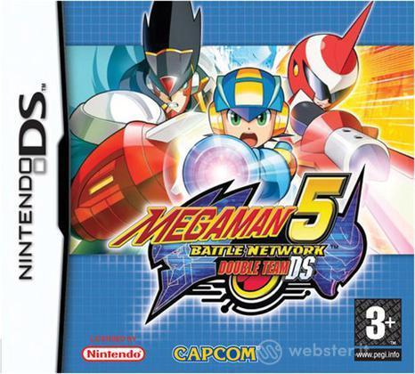 Megaman Battle Network 5