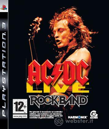 Rock Band AC/DC Song Pack