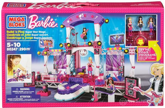 Barbie Palcoscenico da Superstar