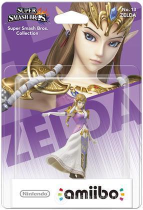Amiibo Zelda