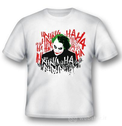 T-Shirt Joker's Laugh L