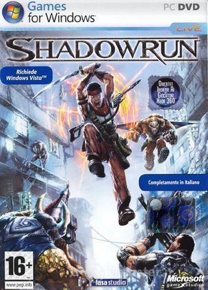 Shadowrun Edizione Windows Vista