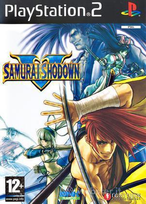 Samurai Showdown 5