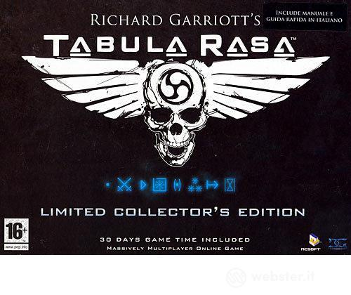 Tabula Rasa Collector Edition