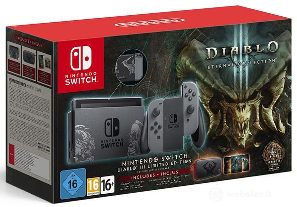 Nintendo Switch Diablo III: Etrnal Coll.